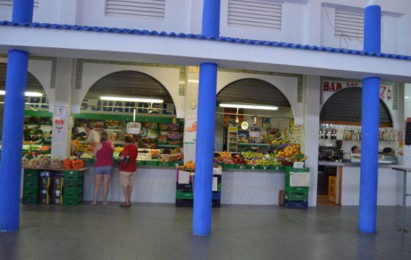 Mercado de Mazarrón, Murcia
