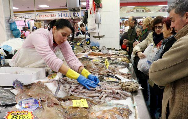 Mercado del Calvario, Vigo